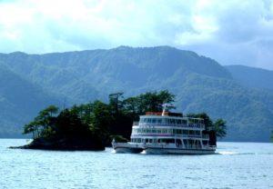 十和田湖 観光 展望台 車 一周