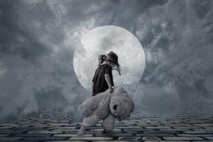 愛情不足の子供の特徴や行動