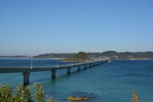 角島観光の所要時間
