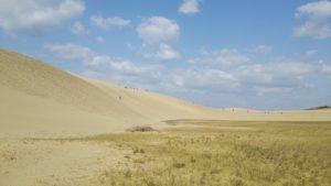 鳥取砂丘観光の所要時間