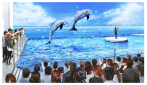 上越市立水族博物館「うみがたり」