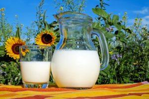 牛乳 予防