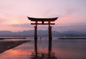 厳島神社観光