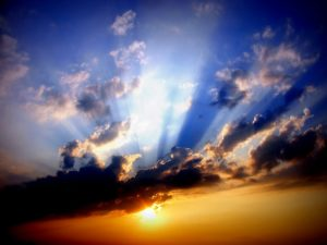 雲外蒼天の意味とは