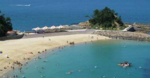 伊王島海水浴場コスタ・デル・ソル