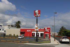 ケンタ丼KFC