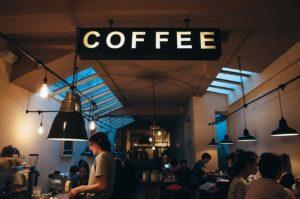 月額会員制カフェ
