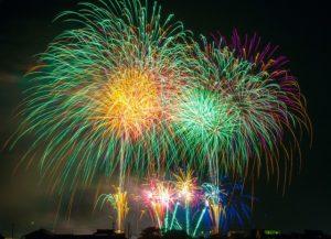隅田川花火大会2018