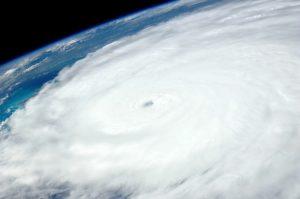 台風16号米軍