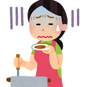 同居で料理がストレス