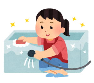 同居のお風呂