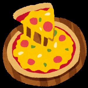 ピザハットのMサイズ