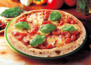 ナポリの窯「プチトマト多めのマルゲリータ」