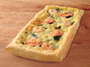 ナポリの窯の生地「パイピザ」
