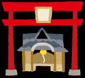福島県の大山祇神社と奥の院