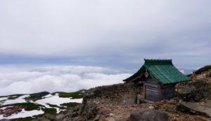 白山比咩神社の奥宮への行き方