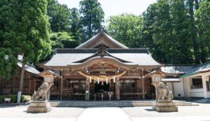 白山比咩(しらやまひめ)神社