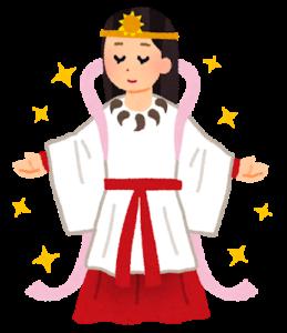 新屋山神社の効果・ご利益
