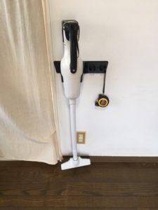 マキタ掃除機スタンド