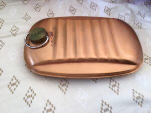 おすすめの純銅製湯たんぽ